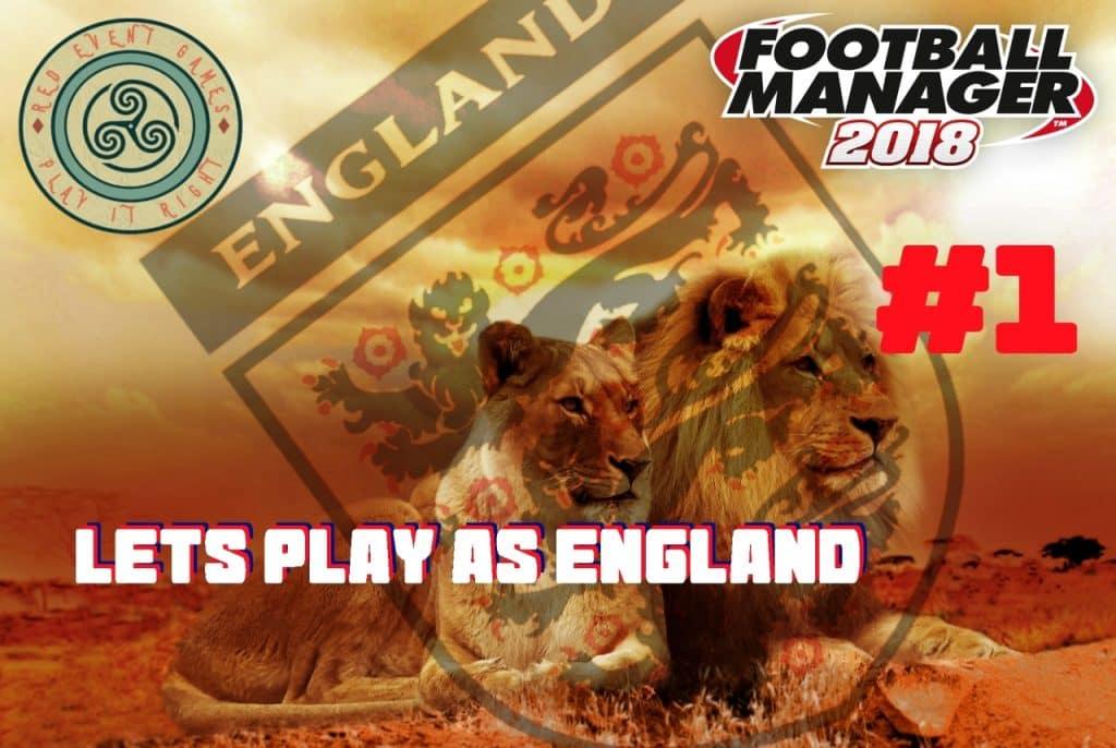 england fm18 series - england - friendly matches - Crazy match - England vs Finland