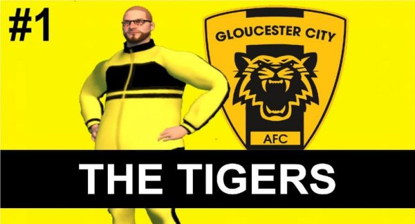 the tigers fm18 - Gloucester City FM18 season 5