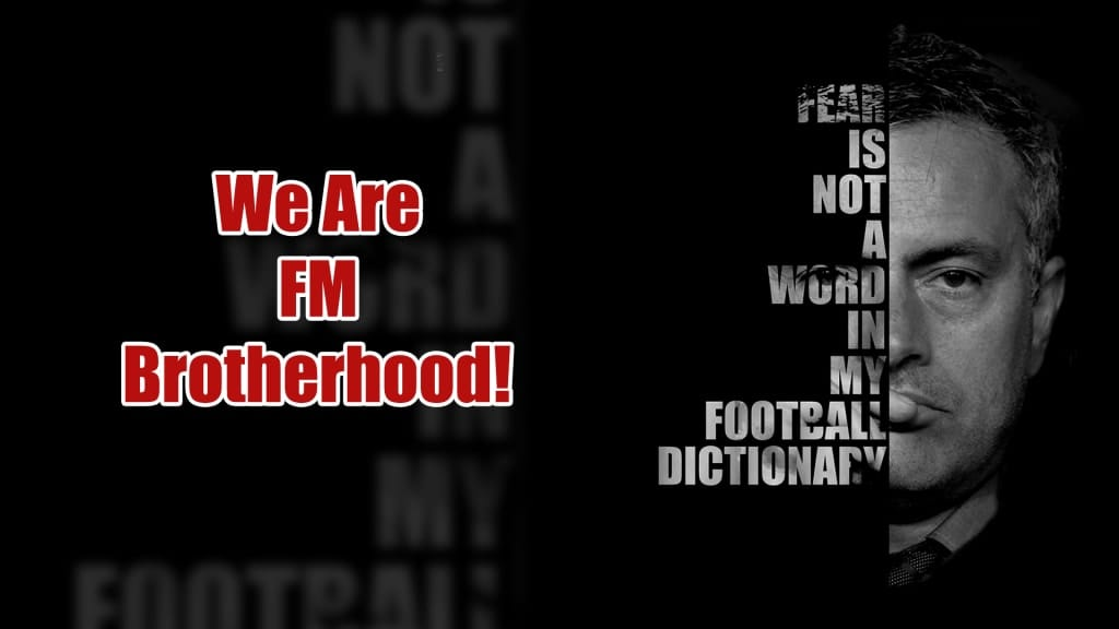 we are football manager brotherhood! the best fm18 tactics - football manager community - football manager 2018 tips