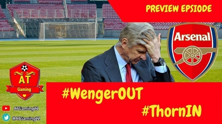 arsene wenger left arsenal football manager story