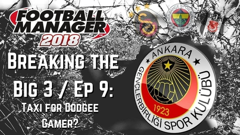 genclerbirligi fm18 story double or trouble - Genclebirligi Ankara Derby FM18 - genclerbirligi fm18 series ep27