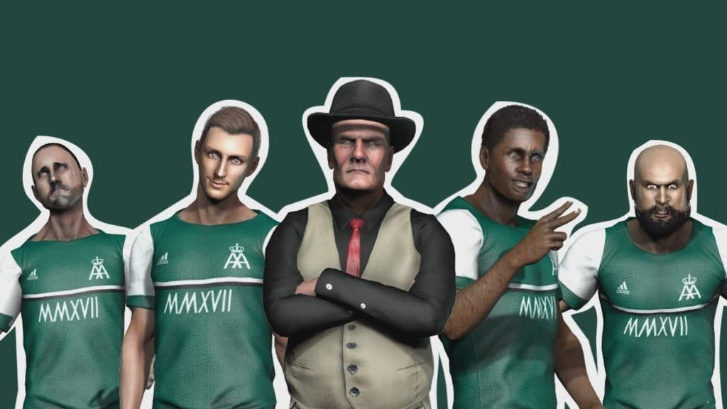 football manager 2018 story - Alba Audace Football Manager / The Prince - Alba-audace fm18 series completely different football manager story - dream team in football manager 2018