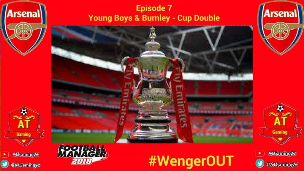 Arsenal vs Young Boys and Burnley