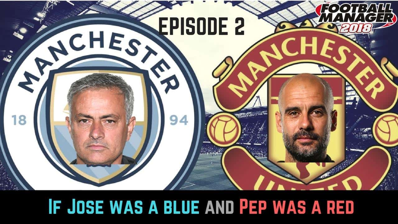 If Jose was a blue and Pep was a red