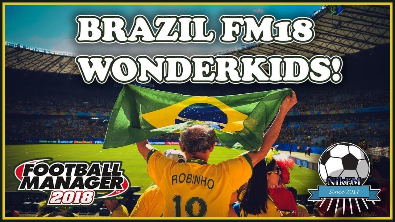 brazilian wonderkids in fm18