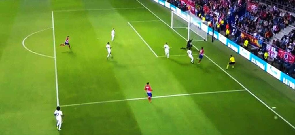 the fastest goal by diego costa