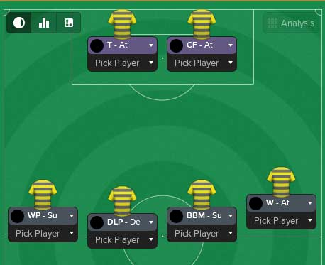 counter attack - football manager attacking guide