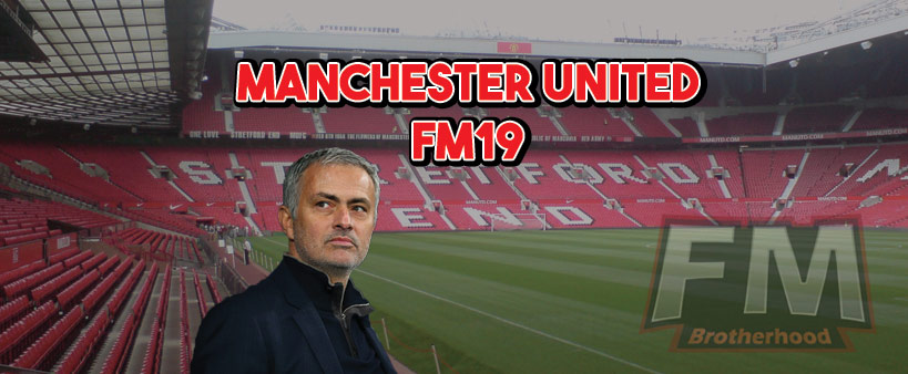 manchester united fm19 - mufc football manager 2019