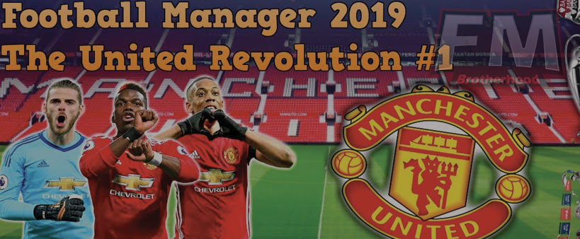 football manager 2019 mufc series