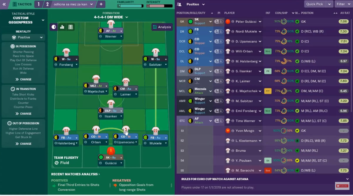 Football Manager - Invincible 4141 called