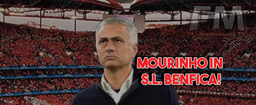 jose mourinho in benfica fm19 experiment