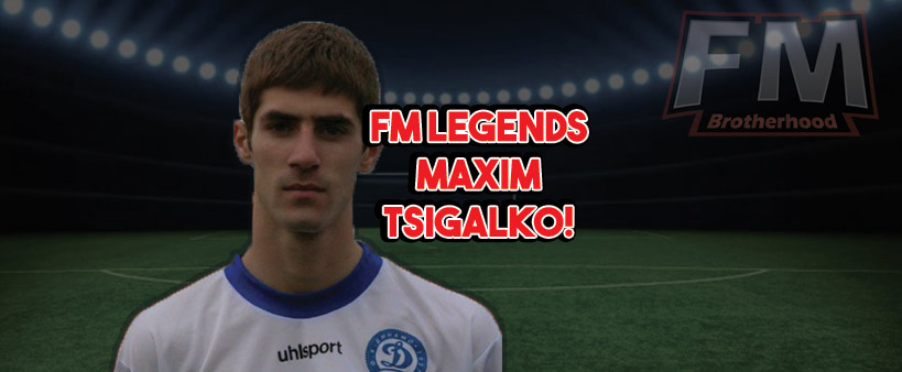maxim tsigalko championship manager