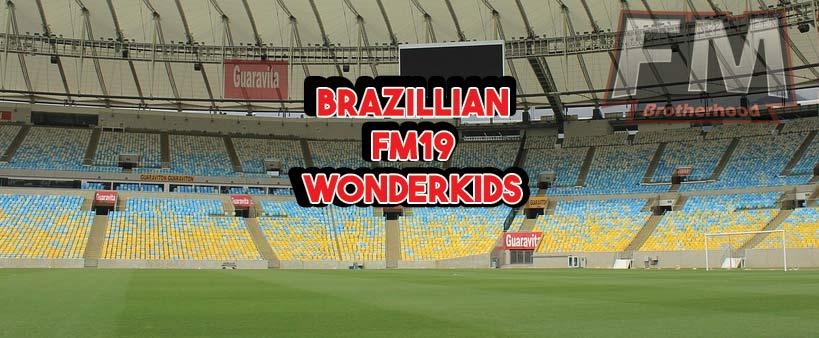 cheap brazillian fm19 wonderkids