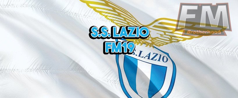 s.s. lazio football manager 2019 team guide - lazio fm19 - lazio fm team guide