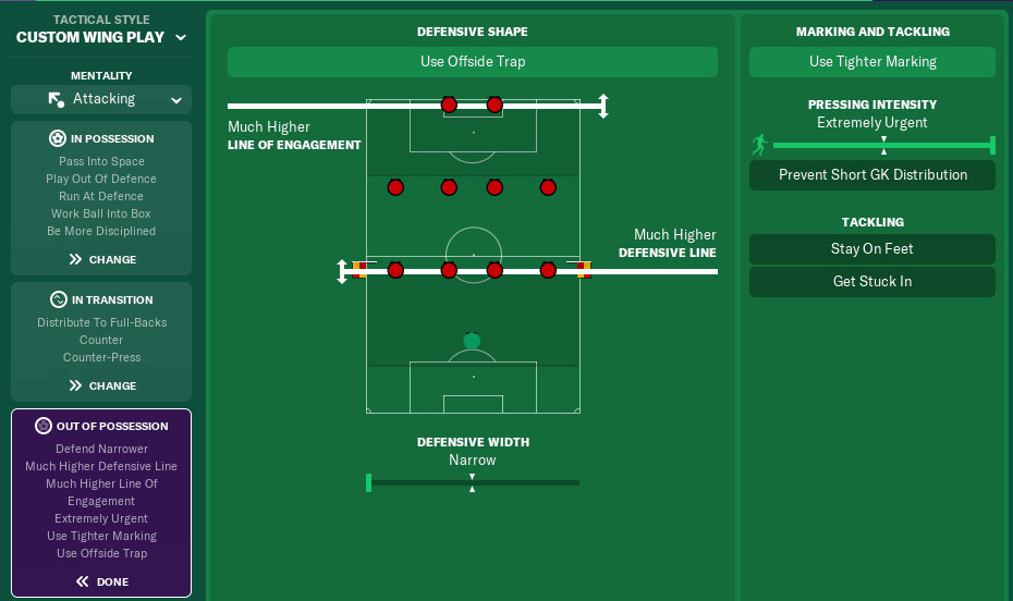 442 fm19 - 442 formation fm19 - 442 tactic fm19 - 4-4-2 football manager 2019 tactic