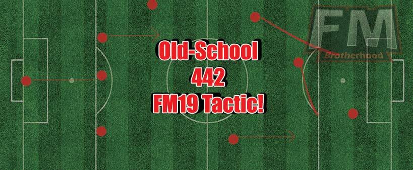 great fm19 442 tactic - fm19 4-4-2 tactic