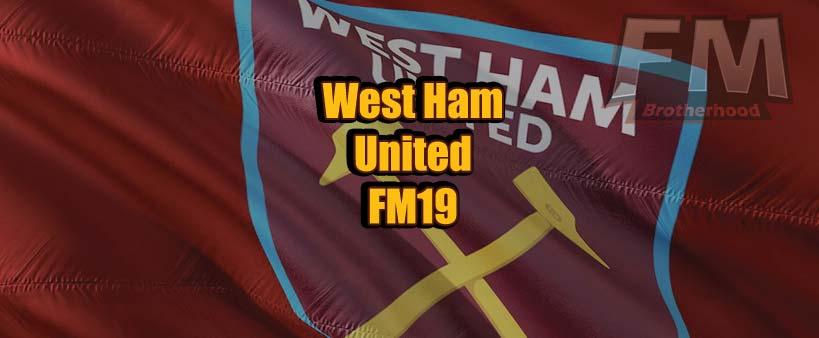 west ham united fm19 - west ham fm19