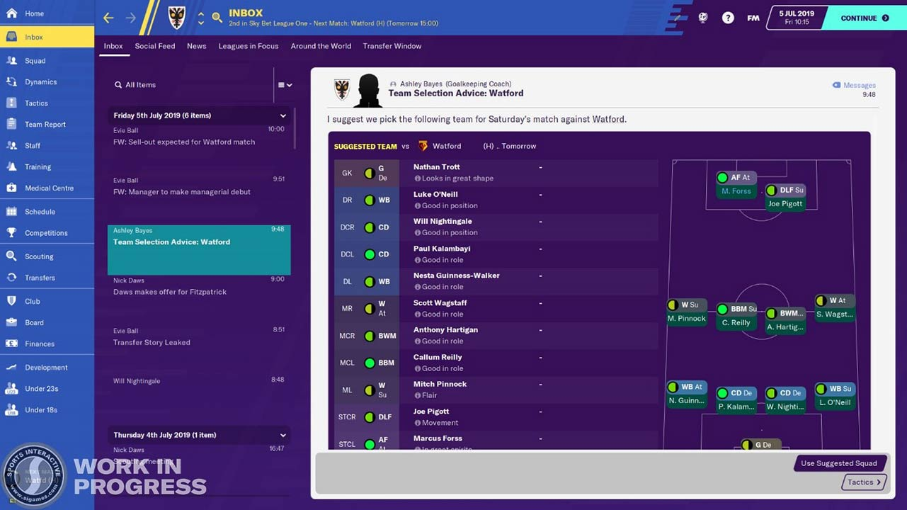 fm20 new feature