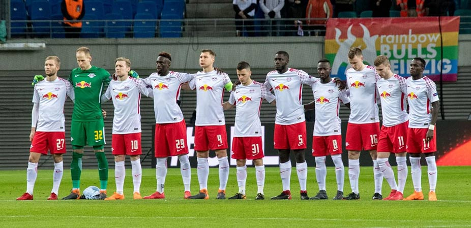 RB Leipzig to manage in Football Manager 2020