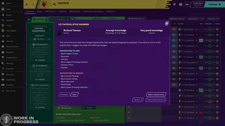 More New Staff Suggestions in FM20