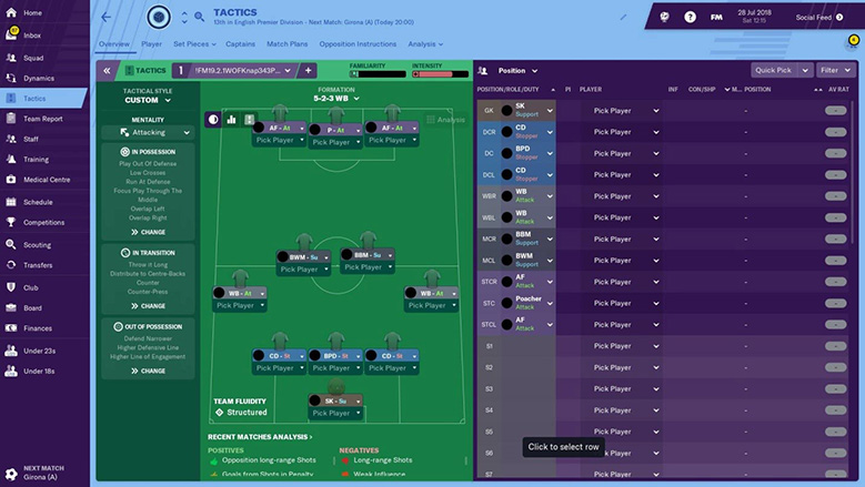 knap`s 343 press tactic fm19