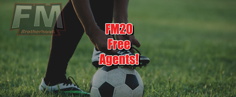 fm20 free agents - the best list