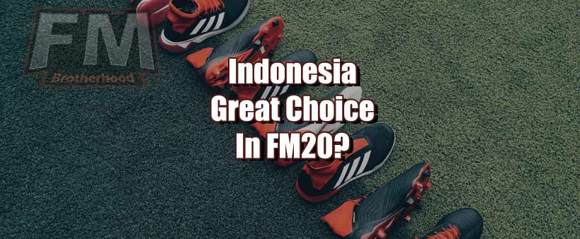 Indonesian League One FM20 featured