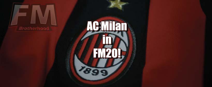 ac milan fm20 team guide